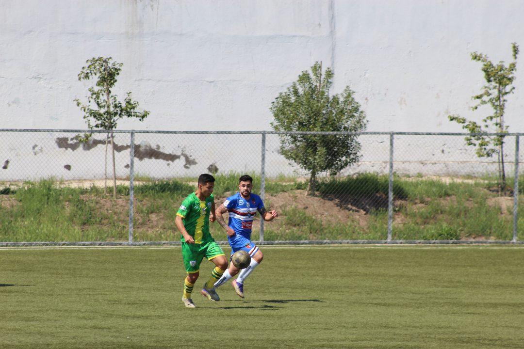 Real San Joaquín vs La Pintana Unida